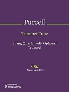 Trumpet Tune - String Quartet Score