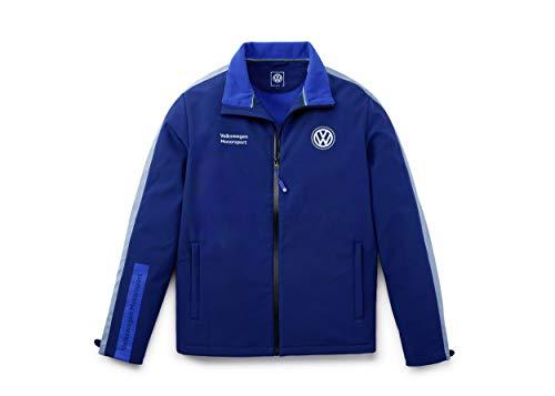 Volkswagen Motorsport Softshelljacke Herren (XXL)