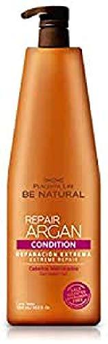 Be Natural - Champú y acondicionador (Argán) 1000 ml. - 1 unidad