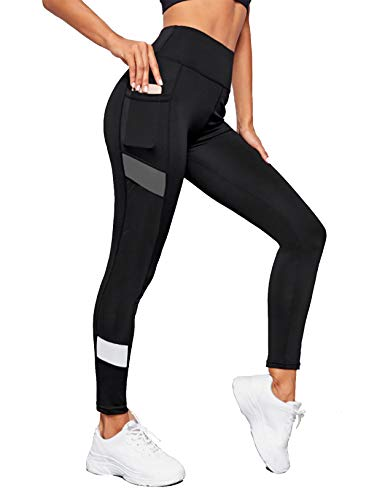 Neu Look Women's Skinny Fit Yoga Pants