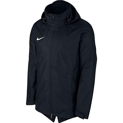 Nike Kinder Academy18 Regenjacke, schwarz (black/Black/White), M