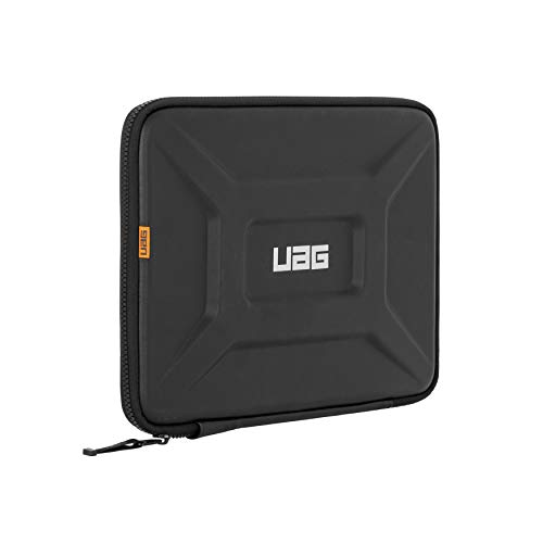 Urban Armor Gear universal Sleeve für Apple iPad, Samsung Galaxy Tab, Lenovo Tab, Microsoft Surface Go uvm. (Schutzhülle für Tablets bis 11\'\', Hülle mit Netztasche, verschleißfest) schwarz