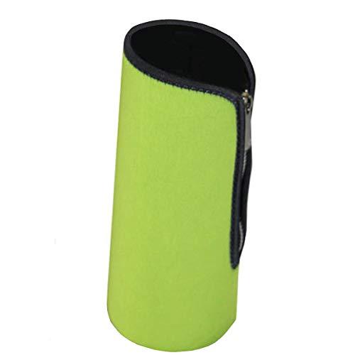 BLOMUS Isoliermanschette für Wasserkaraffe rot grün anthrazit Manschette Karaffe Neopren NEU, Farbe:Grün