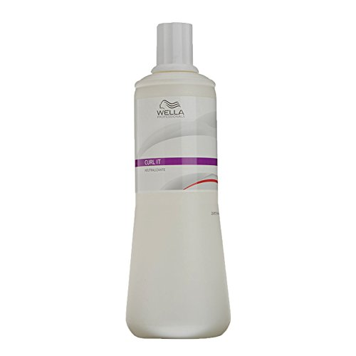 Wella Haar Emulsion Fixing Neutralising Curl It 1000 ml
