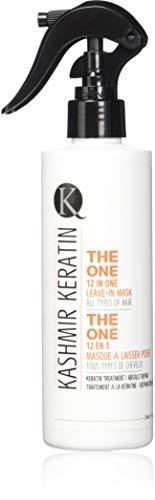 Kashmir Keratin THE ONE Leave In Mask 12 in 1 Hair Treatment 8 Fl Oz. NEW PRESENTATION/NEW FORMULA