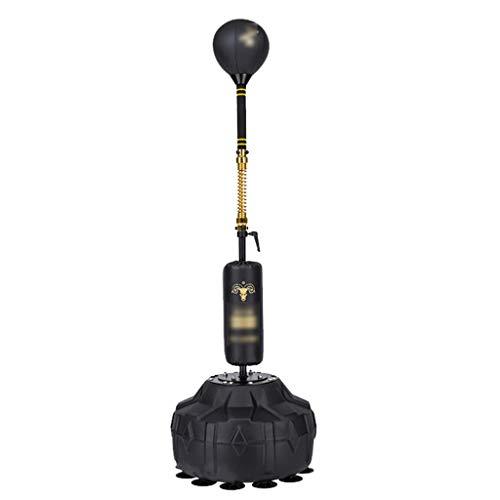 Boxe Piattaforma Punchingball Reflex Bag Sandbag Regolabile in Altezza Reflex Bag Tumbler Decompression Training Ball Rimbalzo Ad Alta velocità (Color