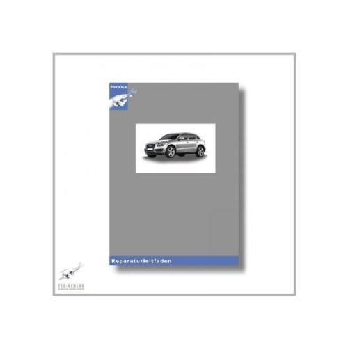 Audi Q5 8R (08>) - 3,0l TFSI und Kompressor Motor Mechanik - Reparaturleitfaden