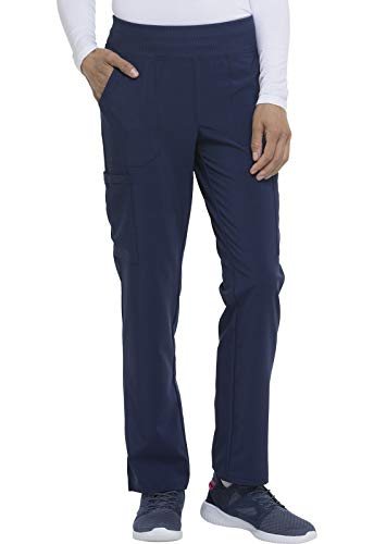 Dickies EDS Essentials Natural Rise Tapered Leg Pull-On Pant, DK005, M, Navy