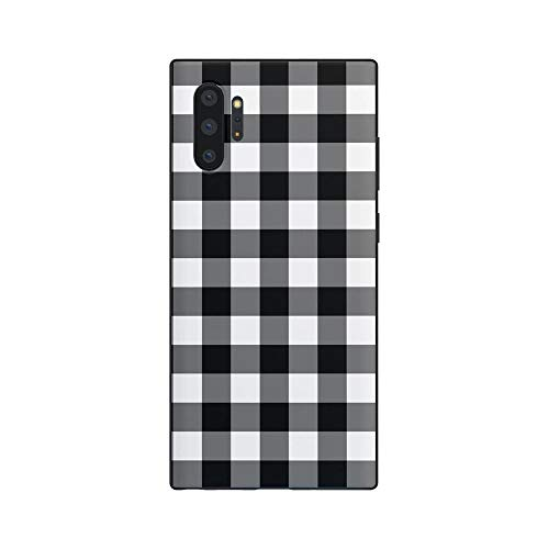 Casely Galaxy Note 10 Plus Phone Case - Check Me Out | Checkerboard Case - 360 Degree Coverage for Your Phone - Precise Cutouts, 1mm Raised Lip Camera Protection - Classic