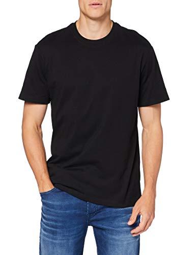 ONLY & SONS Herren ONSLUIGI Life REG SS Organic Tee NOOS T-Shirt, Black, M
