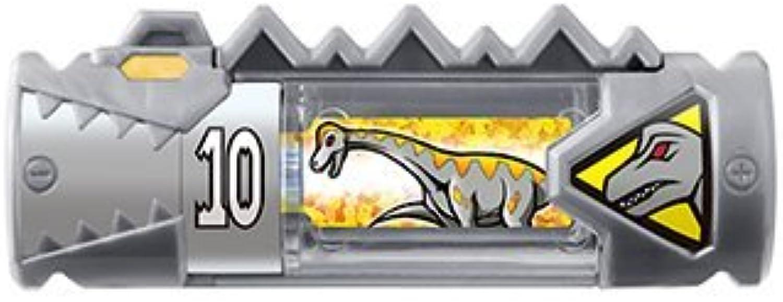 Zyuden Sentai Kyoryuger Beast battery 09 (Gashapon Edition) [10. Buragigasu] (single)