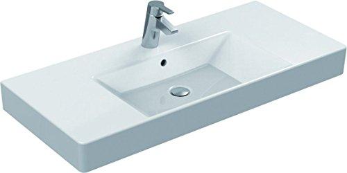 Ideal Standard K079001Strada Waschtisch 100anzubringen breitem Rand selbsttragend
