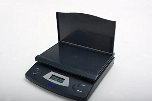 G&G PS 25kg Paketwaage Tischwaage Digitalwaage Briefwaage Küchenwaage/Batteriebetrieb möglich