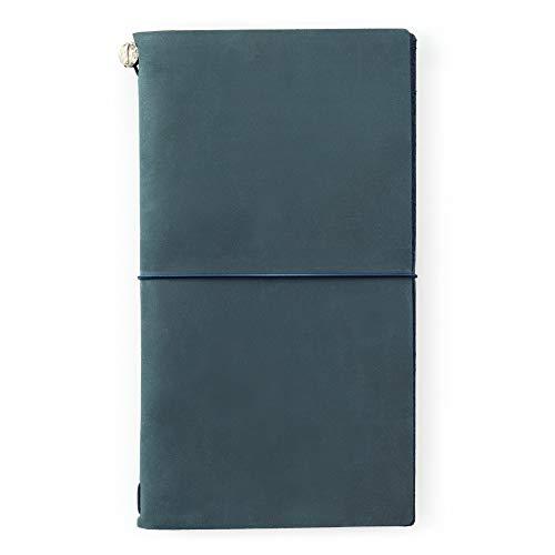 トラベラーズノート レギュラーサイズ ブルー 15239006