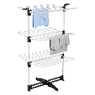 Ciclone Clothes Drying Rack | The Container Store