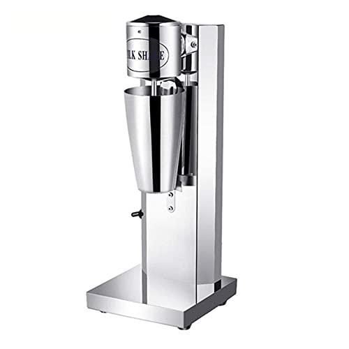 Máquina de Batidos Licuadora Frappe Batidora de Leche de Acero Inoxidable, hasta 18.000 Rev/min, para Bebidas proteicas Batidos Eischnee Batidos Cócteles 800 ML Capacidad de la coctelera 220 V, 11