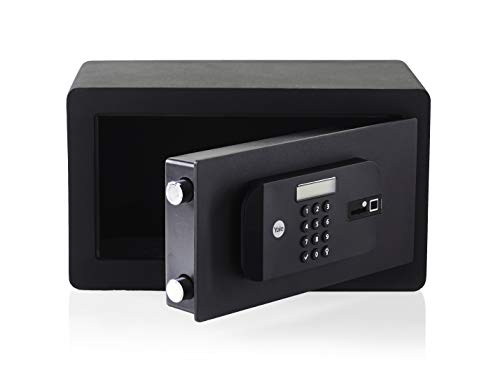 Caja Fuerte motorizada de Alta Seguridad con Huellas Dactilares compactas