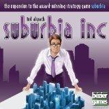 Suburbia Inc Board Game by Lion Rampant Imports Ltd