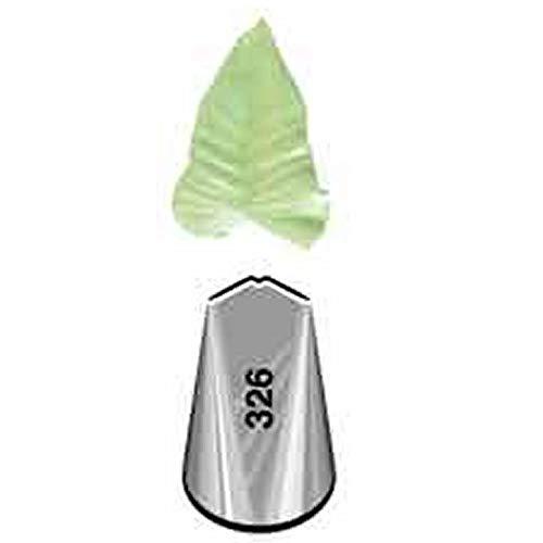 Cornetto Wilton 326 in acciaio inox sac a poche