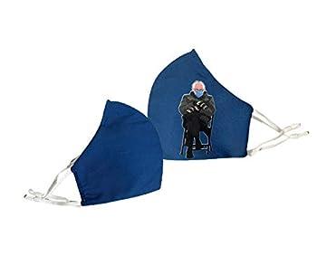 Bernie Sanders Inauguration Mittens Face Mask BERNIE