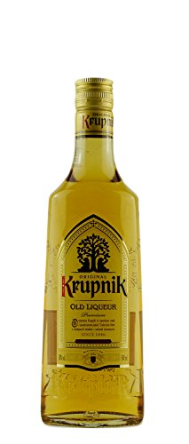 Old Krupnik Liqueur | Polnischer Traditionswodka | Absoluter Klassiker | 38%, 0,5 Liter