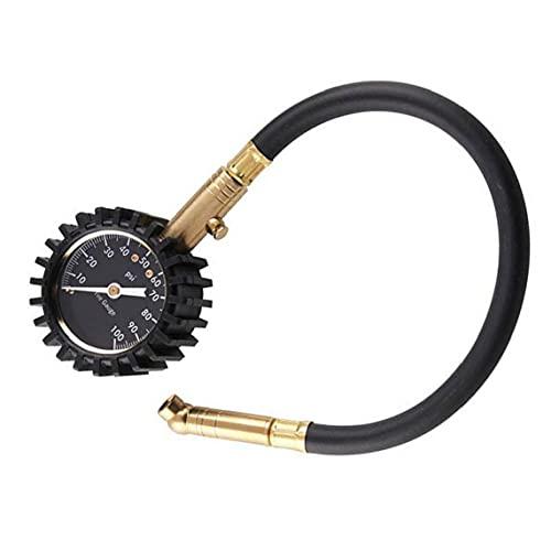 Manómetro De Presión para Neumáticos De Aire Digital Distribuido Manómero De Alimés De Pusa De Pusa para Motorycle