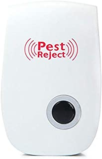 Mosquito Killer Electronic Multi-Purpose Ultrasonic Pest Repeller Reject Rat Mouse Repellent Anti Rodent Bug Reject