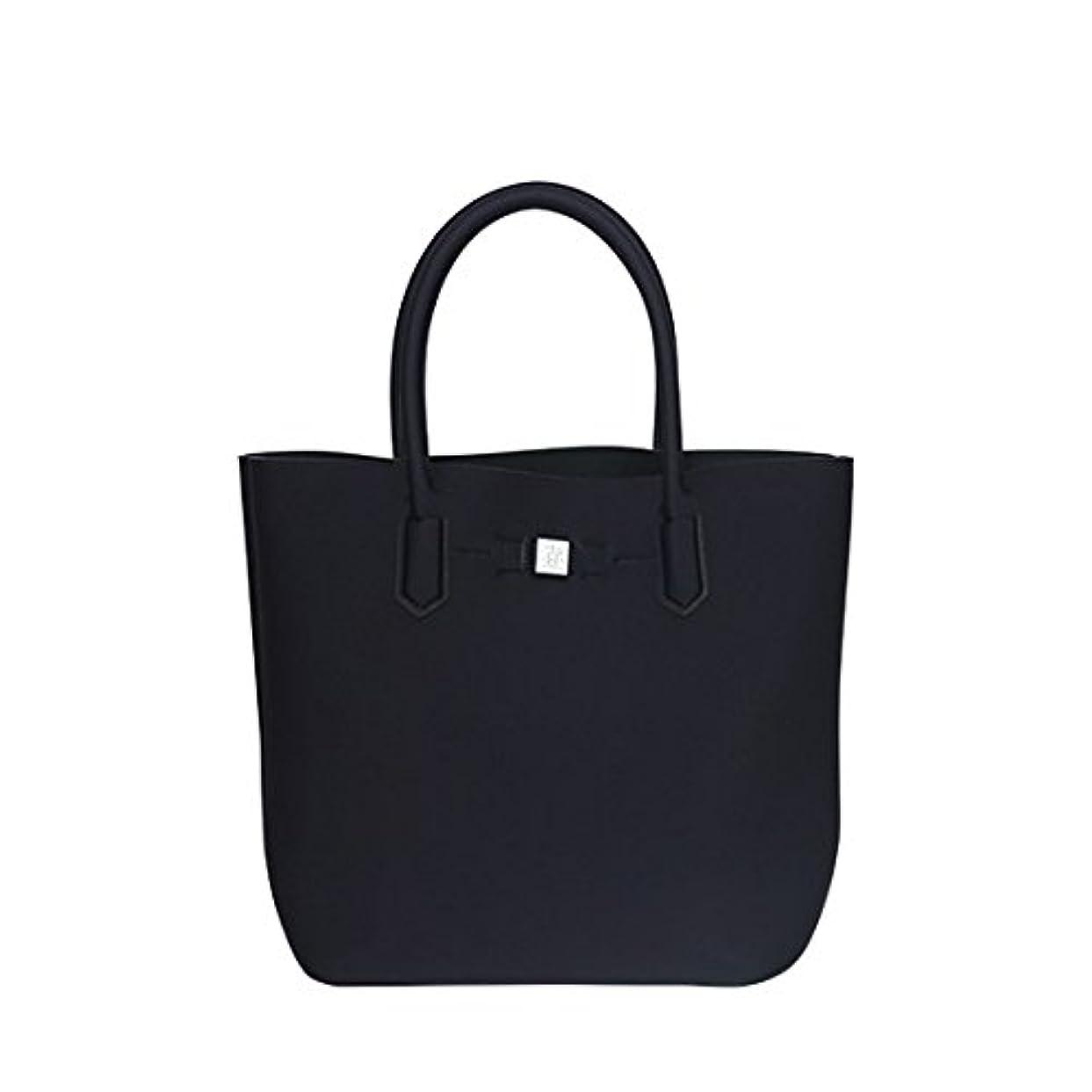 まともな借りている貞[セーブマイバッグ]SAVE MY BAG POPSTAR ポップスター トートバッグ 10230N NERO(ブラック)[並行輸入品]