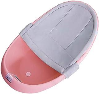 Beautiful Bathtub Bath Bed Shampoo Chair Baby Bathtub Baby Bather Circle Bath Seat Neonatal Bathtub Bath Support Infant Ba...