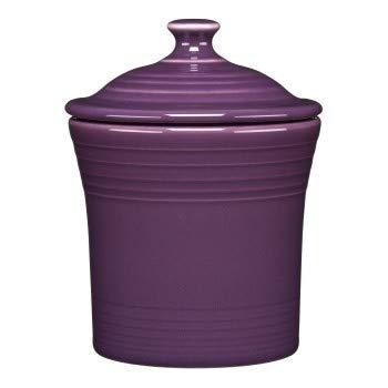 Fiesta Mini Kitchen Storage Container & Jam Jar 14oz - Mulberry -  Fiestaware