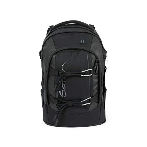 satch Black Reef Rucksack, Unisex, für Kinder, Schwarz/Grau, 30 L