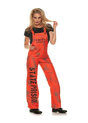 UnderWRAPS - Muequera para mujer, talla grande, color naranja