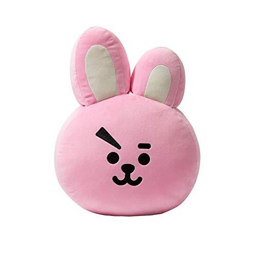 WenWiuir BTS Bangtanboys Figura de Acción Juguetes Juego Personajes Muñecas Mismo Estilo Cojín de Felpa Cojín Toys Sofá Fundas de Almohada de Algodón BTS Bolster Pillow