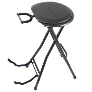 ProRock Gear Player's Guitar Stool and Stand