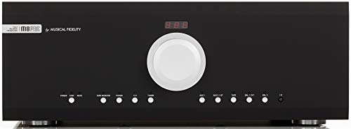 Find Bargain Musical Fidelity M8PRE Fully-Balanced Preamplifier (Black)