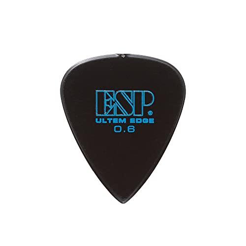 ESP PT-UE06 ULTEM EDGE 0.6mm ギターピック×30枚