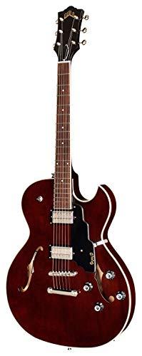 Guild Guitars Starfire I SC Semi-Hollow Body Electric Guitar, Vintage Walnut, Florentine-Cut, Newark St. Collection