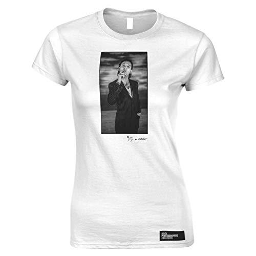 Dave Gahan, Depeche Mode, London, 1996 (SdB) Damen T-Shirt - Weiß/M