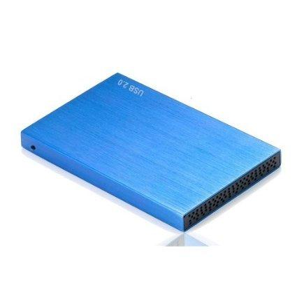 """Storite FAT32 - Hard disk esterno portatile USB 2.0 250 GB, 2,5"""", colore: Blu"""