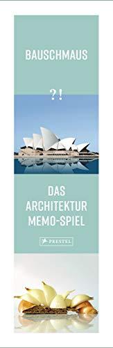 Bauschmaus - Das Architektur-Memo-Spiel (Spiel): Limited Edition