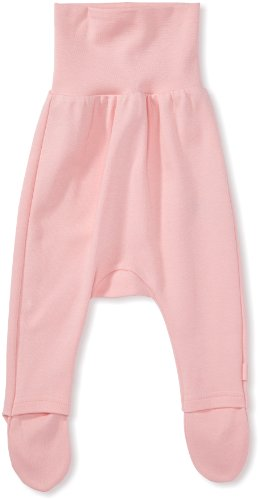 Lana naturalwear Pantalon Mixte bb - Rose - Rosa (puder ) - FR : 6 mois (Taille fabricant : 68)