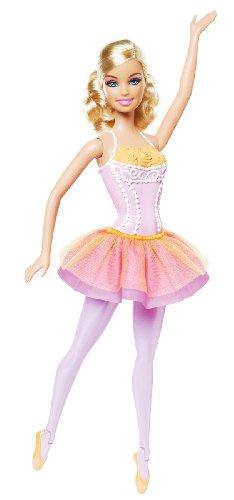 Barbie - T7168 - Poupée Mannequin - Barbie Ballerine