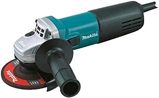 Makita Angle Grinder 840 Watts, Black, Blue And Silver [9557hng]