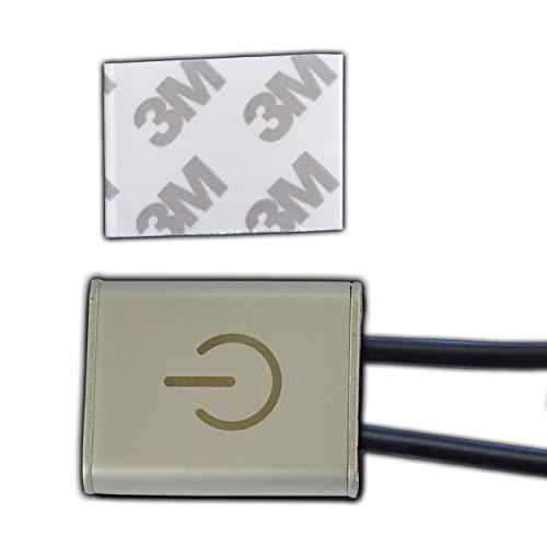 LED Touchdimmer/Dimmer 12V DC 3A / 36 Watt mit Anschlusskabel