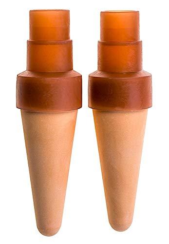 Blumat 22202Flaschen Adapter; Bewässerung für Pflanzen, X Large, 2er Pack
