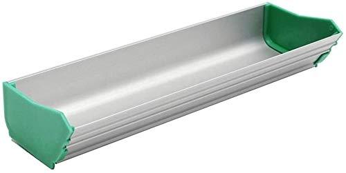 Scoop Coater - Pala de emulsión con serigrafía de aluminio de doble filo, 40,6 cm