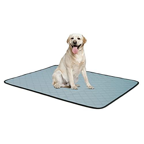 gormyel Almohadillas para perro, cambiador de perro, almohadillas para perro, cambiador de perro, lavable y antideslizante, almohadilla para el cambio de mascotas