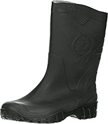 Half-Height Wide-Calf Wellies 100% Waterproof Top-Selling Dunlop Boots Hi-Grip Sole Dunlop Quality