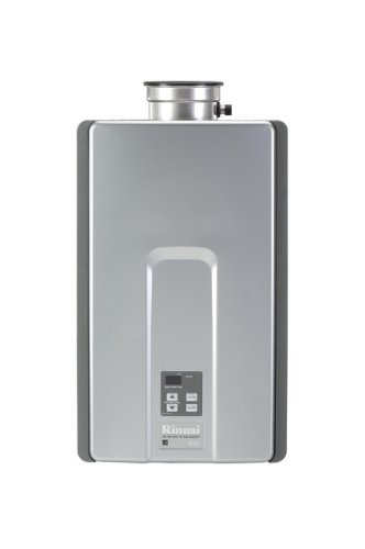 Rinnai R94LSi Natural Gas Indoor Tankless Water Heater, 9.4 GPM