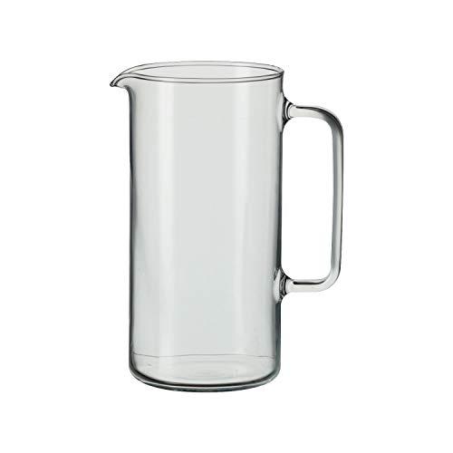 BOHEMIA CRISTAL »Cylinder« Krug, Inhalt: 2,00 Liter